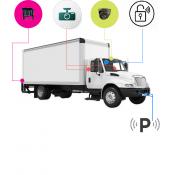 מערכת רוורס למשאית ואוטובוס