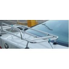 גגון תא מטען לרכב גגון אחורי לרכב *דגם חדש** עשוי נירוסטה SS304 כולל התקנה דגם 107