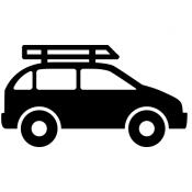 גגון עריסה לרכב