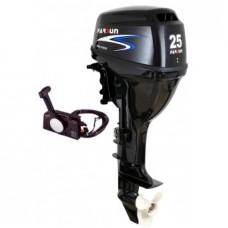 """מנוע  25 כ""""ס 4 פעימות PARSUN דגם F25BMS פרסון מקורי"""
